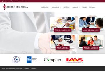 alfarolexfirma.com