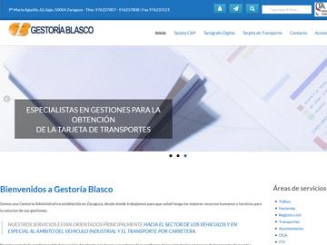 gestoriablasco.com