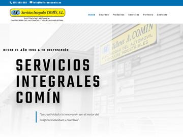 talleresacomin.es